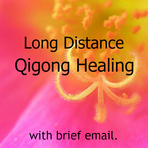 Long distance Qigong with brief email